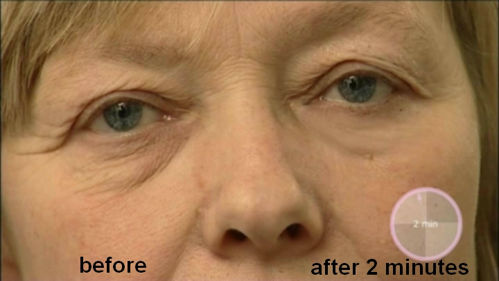 Effect Wrinkle Stop Eye