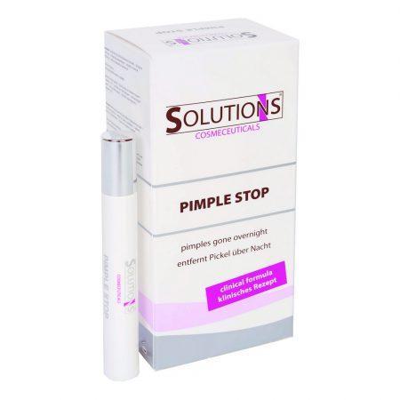 anti pimple cream peptides