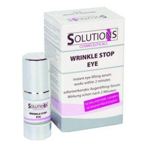 eye lift cream peptides