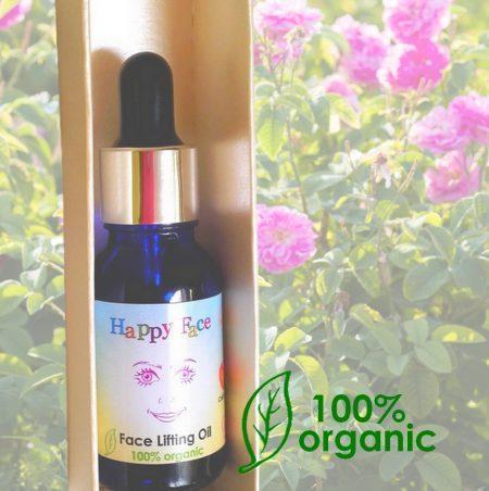 biologische anti rimpel creme aromatherapie
