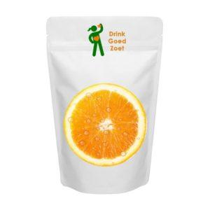 gezonde limonade sinaasappel